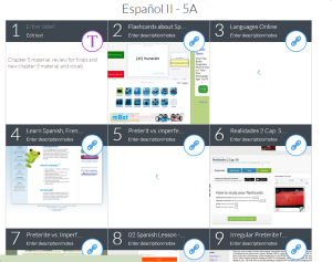 BlendspacesSpanish5A