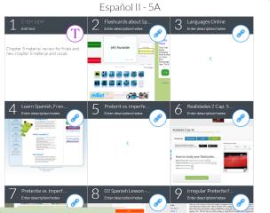 BlendspacesSpanish5A