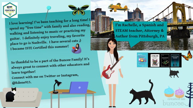 Explore New Ideas and Learning With Buncee | Learning as I go: Experiences, reflections, lessons learned